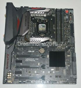 ASUS MAXIMUS VIII EXTREME Motherboard Intel Z170 Chipset LGA1151 DDR4 HDMI DP