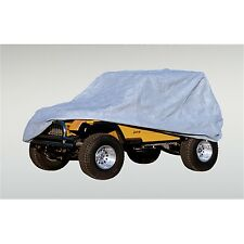 Rugged Ridge WEATHER LITE FULL JEEP COVER FOR ALL Jeep Wrangler Cj7 Yj Tj 76-06