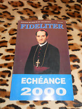 Revue - FIDELITER n° 109, 1996