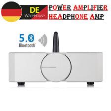 160W Bluetooth Leistungsverstärker Stereo Audio Power Amplifier Headphone Amp