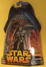 Star Wars Revenge Of The Sith ROTS Sneak Preview General Grievous (1 Of 4) New