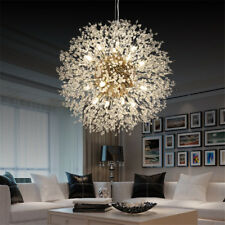 Modern Dandelion Chandelier LED Firework Pendant Lamp Ceiling Light Home Decor