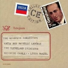 K.& M./CHAILLY/MAAZEL/CO LABEQUE - THE GERSHWIN COLLECTION 7 CD NEU