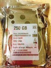 "2.5"" 250GB 10000RPM 64MB Cache SATA 6.0Gb Enterprise / Server Hard drive"