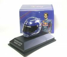 Casco Helmet Sebastian Vettel GP Monaco World Champion F1 2010 Minichamps