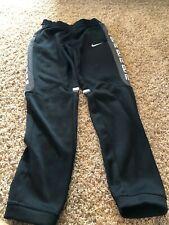 New listing Nike Elite Youth Boys' Joggers Black Drawstring Athletic Pants Size Xl