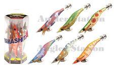 2012 LIMITED EDITION 6 x Yamashita EGI OH Q LIVE Squid Jig #3.5 - 6 Colours