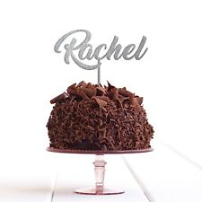Personalised Name Cake Topper Custom Decoration Food Safe .c Free UK Delivery