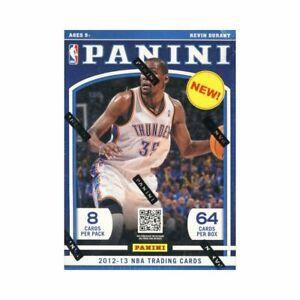 2012/13 Panini NBA Basketball card Box ANTHONY DAVIS, DAME LILLARD ROOKIES??
