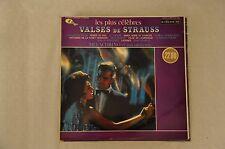 Vinyle 33T - Melachrino et son Orchestre - Valses Strauss - 740514 - LP - Rpm