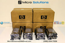 "HP 2TB 6G 7.2K 3.5"" P2000 SAS AW555A 605475-001 Dual Port MDL HDD Hard Drive"