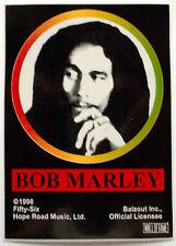 Bob  Marley  vinyl sticker