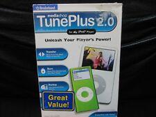 Broderbund : Mediashop TunePlus 2.0 (PC, 2006)