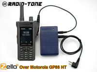 Radio Over Zello Controller + RT4 Android Smart Phone For Motorola  GP3188 GP88