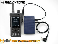 Radio Over Zello Controller + RT4 Android Smart Phone For Motorola  GP3188 GP88