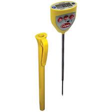 "Cooper Atkins Waterproof Digital Cooking Thermometer - 5"" Stem"