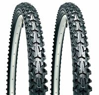 "CST Eiger 26"" x 1.95"" Mountain Bike Tyre MTB Off Road Pair with Inner Tube Deals"