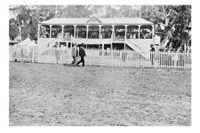 Victoria DEREEL Racecourse Grandstand circa 190-10 modern Digital photo Postcard
