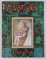 1992 Davison The Minotaur'S Tale graphic novel Mythology & Contemporary Life