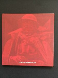 LEST WE FORGET COMMEMORATIVE PACK ROYAL MAIL