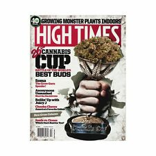 HIGH TIMES Magazine April 2014 Growing Monster Plants Indoors Brand New Sealed