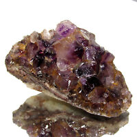 191.00CT. 100% Natural Untreated Voilet Amethyst Gemstone Rough Mineral CH-3640