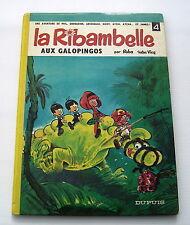 LA RIBAMBELLE........AUX GALOPINGOS..EO.....ROBA / VICQ