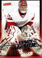 2008-09 UD Victory Stars of the Game #5 Dominik Hasek