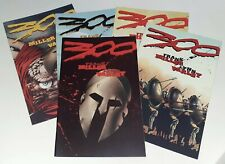 300 1 2 3 4 5 complete series Frank Miller Dark Horse Comics