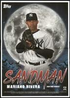 2020 Archives Box Topper Mini Poster  Mariano Rivera - New York Yankees