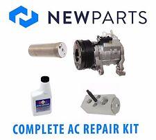 Dodge Durango V8 5.7L 2006 Complete A/C Repair Kit New Compressor with Clutch