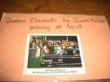 Queen Elizabeth Ii - $5.00 Stamp - Ascot, Jamaica - Excellent Condition