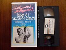 Tarzan e i cacciatori bianchi (Kurt Neumann) - VHS ed. Skorpion rara