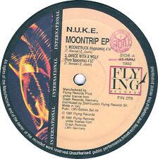 "N.U.K.E. - Moontrip EP (12"", EP)"
