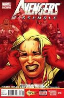 AVENGERS ASSEMBLE #16  MARVEL NOW 1st PRINT COVER A