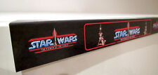 CUSTOM STAR WARS SHELF TALKERS SET for 'POTF' POWER OF THE FORCE