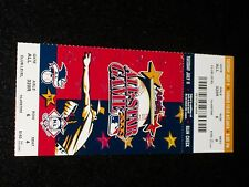 2000 Mlb All Star Game Ticket - Stub