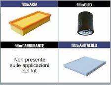 KIT FILTRI AB PARTS FIAT PANDA II 1.1 1.2