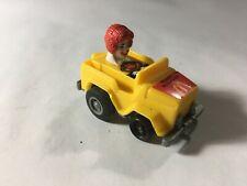 Ronald McDonald Jeep toy...148