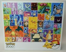 NIB Buffalo Games Pokemon Puzzle 2000 Pieces 02300