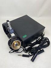 Sansui Headphones SH-15 Vintage 1970'S Excellent Working Condition With Box