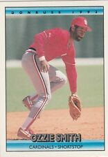 FREE SHIPPING-MINT-1992 Donruss St. Louis Cardinals Baseball rd #432 Ozzie Smith
