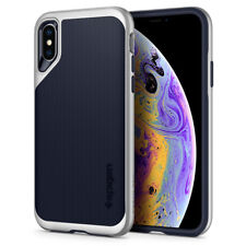 For iPhone XS / XS Max | Spigen® [Neo Hybrid] Dual Layered Shockproof Case Cover