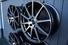 19 Zoll Meisterwerk MW03 Felgen 8,5x19 et45 5x112 grau für Audi VW Mercedes