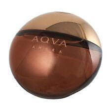 Bvlgari Aqva Amara for Men 3.4 oz EDT Eau de Toilette Spray New Unboxed