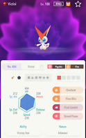 SHINY 6IV Victini - Pokemon Home LEGENDARY
