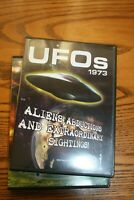 UFO'S 1973 ALIENS, ABDUCTIONS AND EXTRAORDINARY SIGHTINGS! DVD WATCHED ONCE!