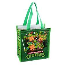 Teenage Mutant Ninja Turtles Small Insulated Shopper Tote Bag, NEW UNUSED