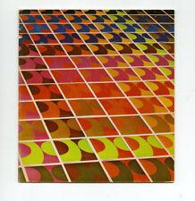 1970 Otto Treumann GRAPHIC DESIGNER / GRAFISCH ONTWERPER rare Dutch Booklet