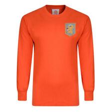 Domicile de football orange taille XXL